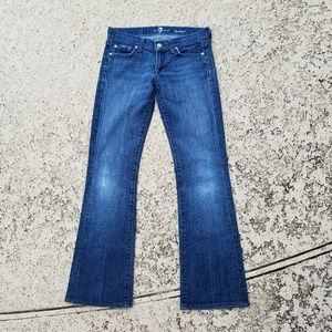 Seven for all mankind JEANS, BOOTCUT. 26